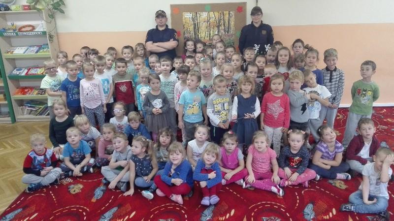 przedszkola, Dbamy bezpieczną drogę dzieci szkoły - zdjęcie, fotografia