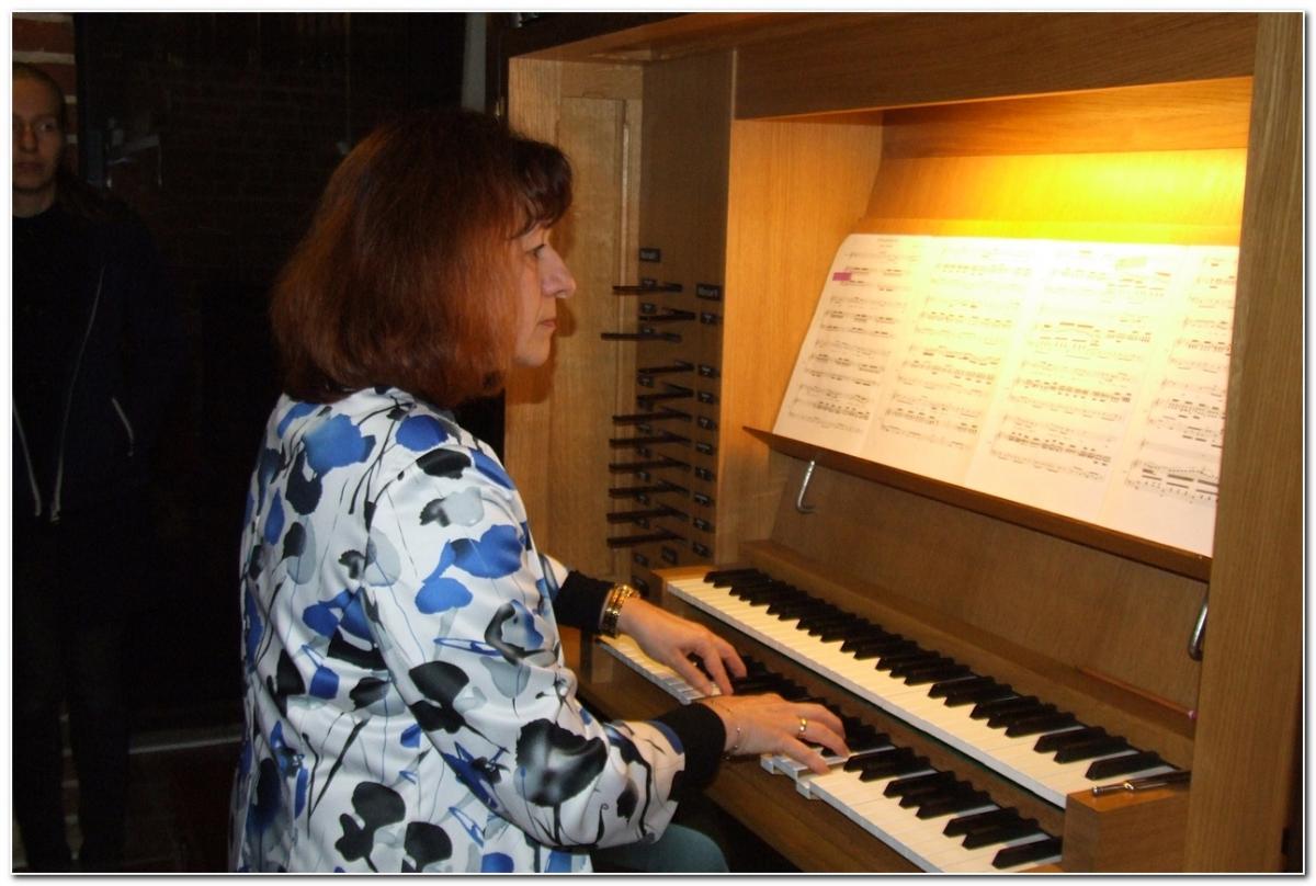 Koncerty, Drugi koncert organowy - zdjęcie, fotografia