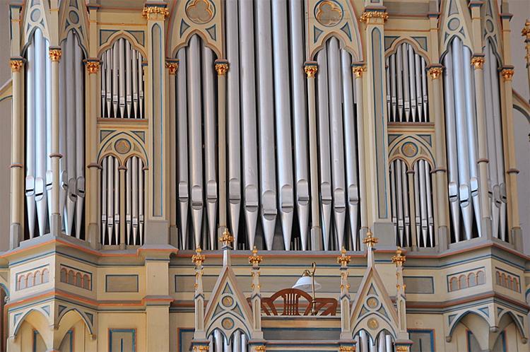 """Koncerty, XXXVIII Festiwal Muzyki Organowej """"Jesienne Wieczory Organowe"""" - zdjęcie, fotografia"""