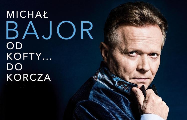 Koncerty, Michał Bajor zaśpiewa ponownie Inowrocławiu - zdjęcie, fotografia