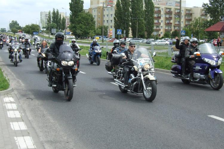 Wiadomości, Motocykliści kończą tegoroczny sezon - zdjęcie, fotografia