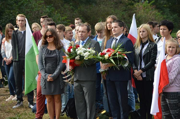 Wiadomości, Marsz Patriotyczny Kruszwica Łagiewniki - zdjęcie, fotografia