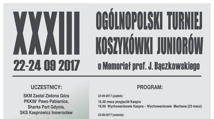 Koszykówka, Wkrótce popularny Bączek - zdjęcie, fotografia