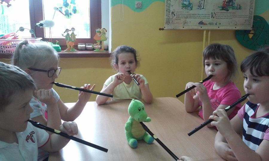 """przedszkola, Tetrapod """"Muzycznej Krainie"""" - zdjęcie, fotografia"""