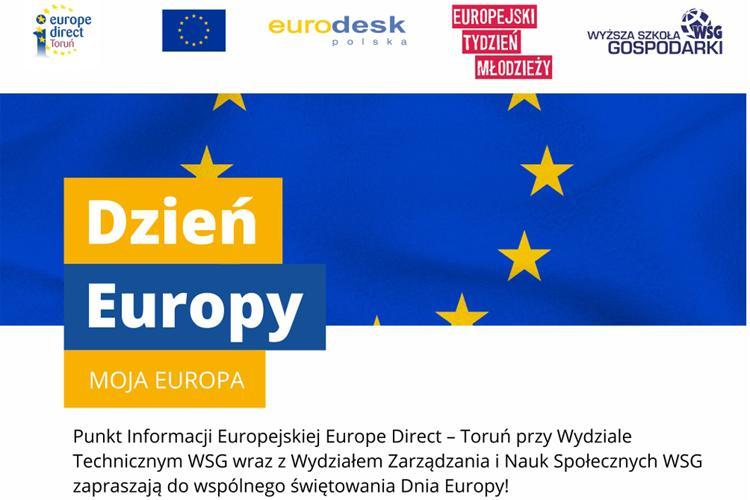 Edukacja, Dzień Europy Inowrocławiu - zdjęcie, fotografia