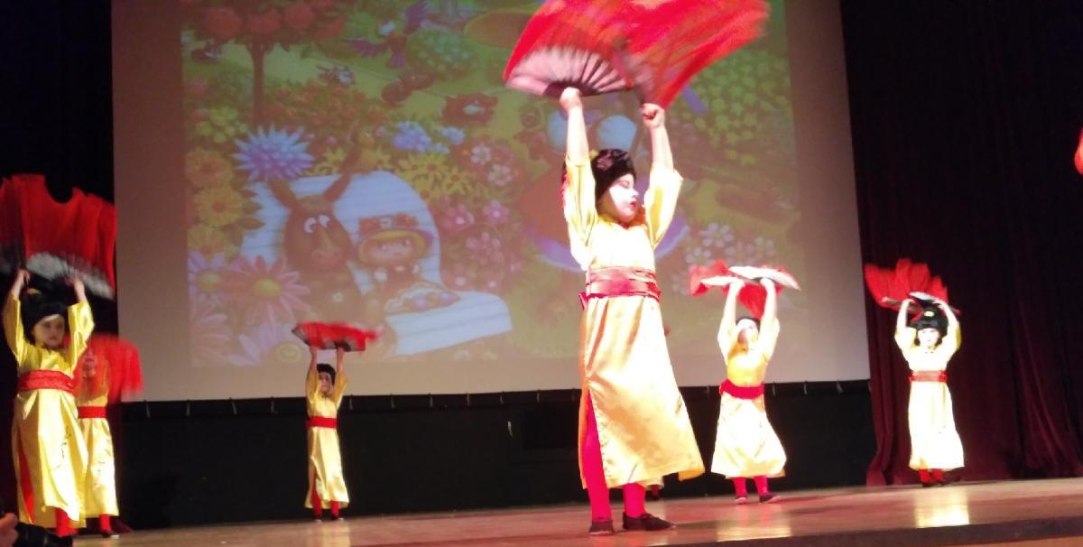 Edukacja, miejsce Muzycznej Krainy bydgoskim konkursie tanecznym rytmie - zdjęcie, fotografia