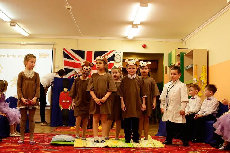 Edukacja, British Muzycznej Krainie - zdjęcie, fotografia