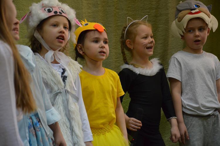 przedszkola, Poranek Wielkanocny Muzycznej Krainie - zdjęcie, fotografia