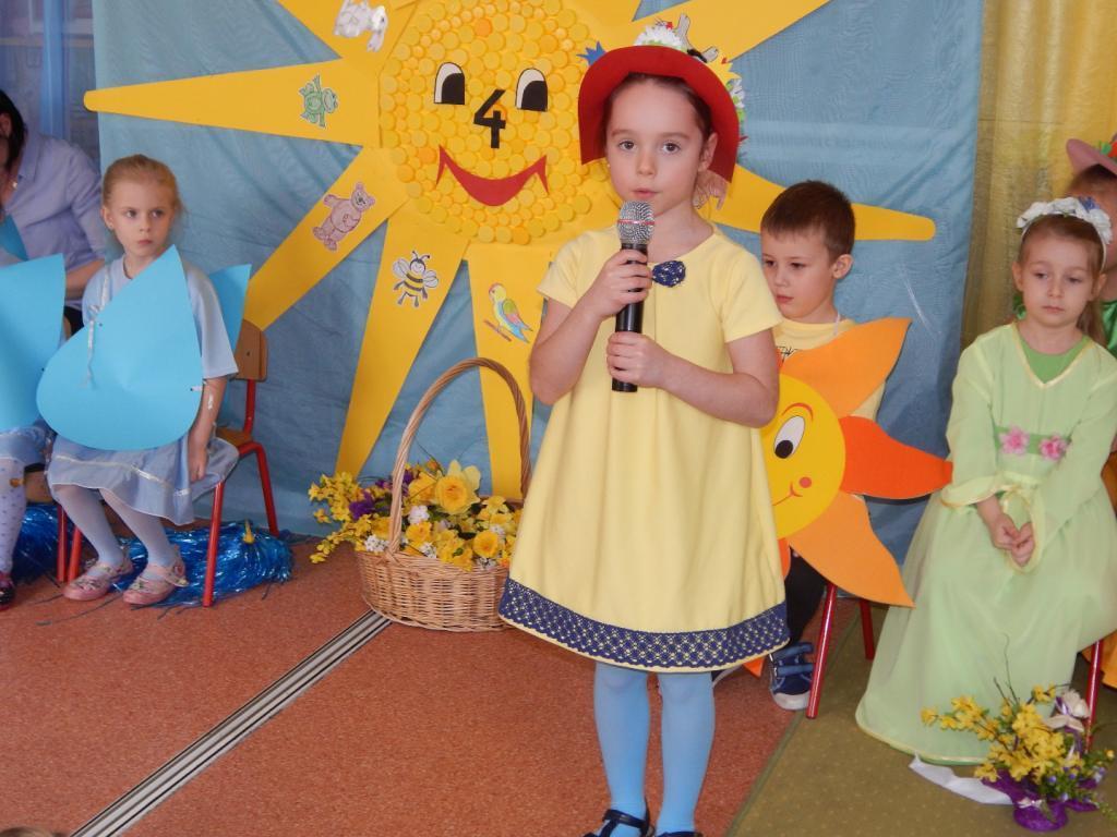 Edukacja, Przedszkole Słoneczko obchodziło swoje imieniny - zdjęcie, fotografia