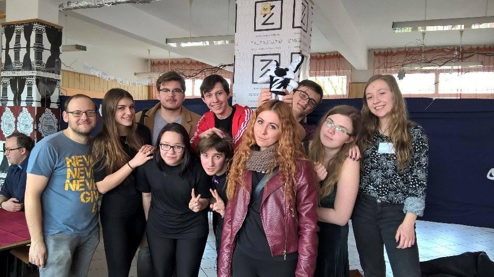 """Edukacja, """"Zielona Gęś"""" Azylu wróciła trofeum Zwierciadeł! - zdjęcie, fotografia"""