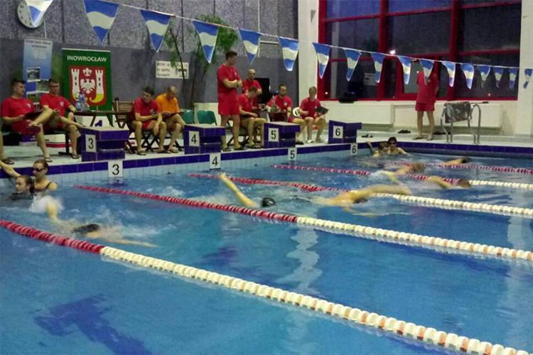 Pływanie, Otyliada - zdjęcie, fotografia