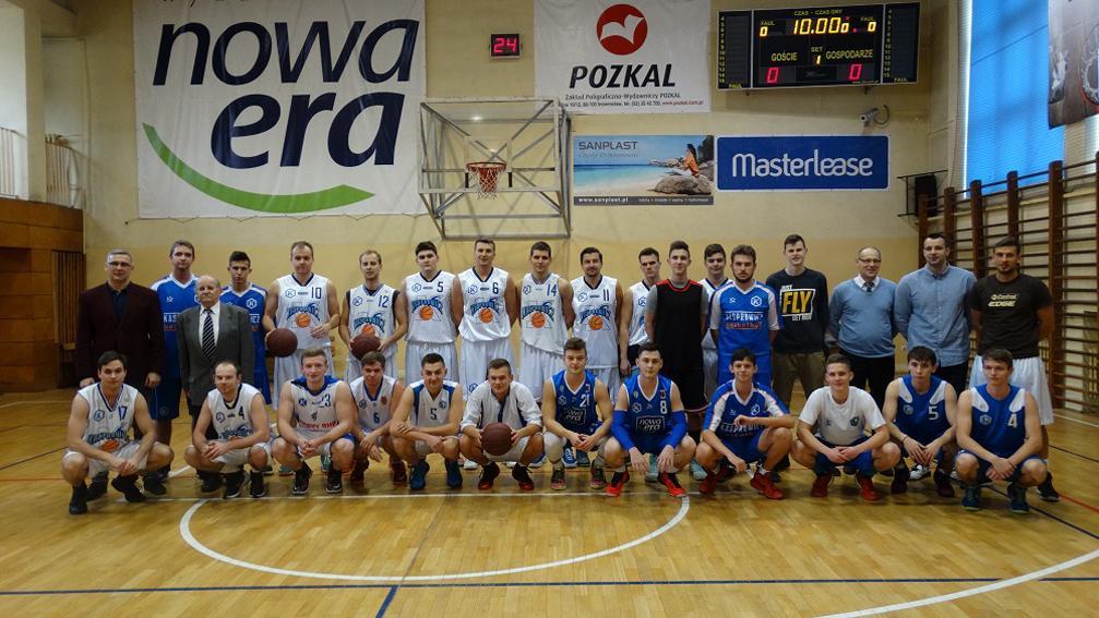 Koszykówka, Święta koszem Kasprze - zdjęcie, fotografia