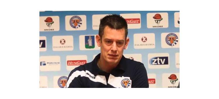 Koszykówka, Milos Sporar nowym trenerem Noteć - zdjęcie, fotografia