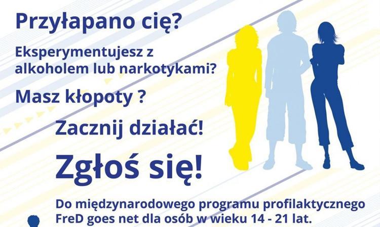 Komunikaty Policja, Przyłapano Zacznij działać zgłoś programu - zdjęcie, fotografia