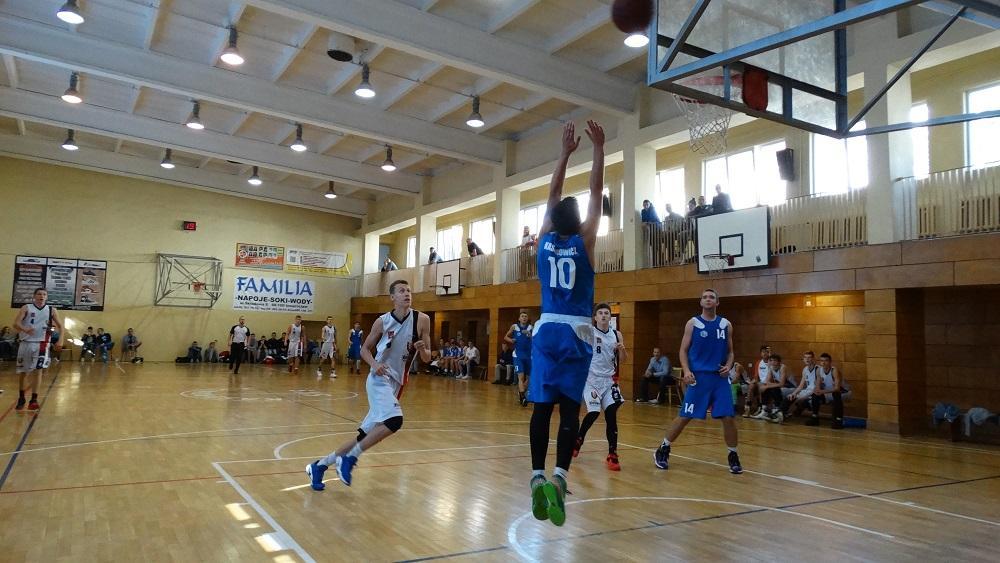 Koszykówka, XXXII Memoriał Bączkowskiego - zdjęcie, fotografia