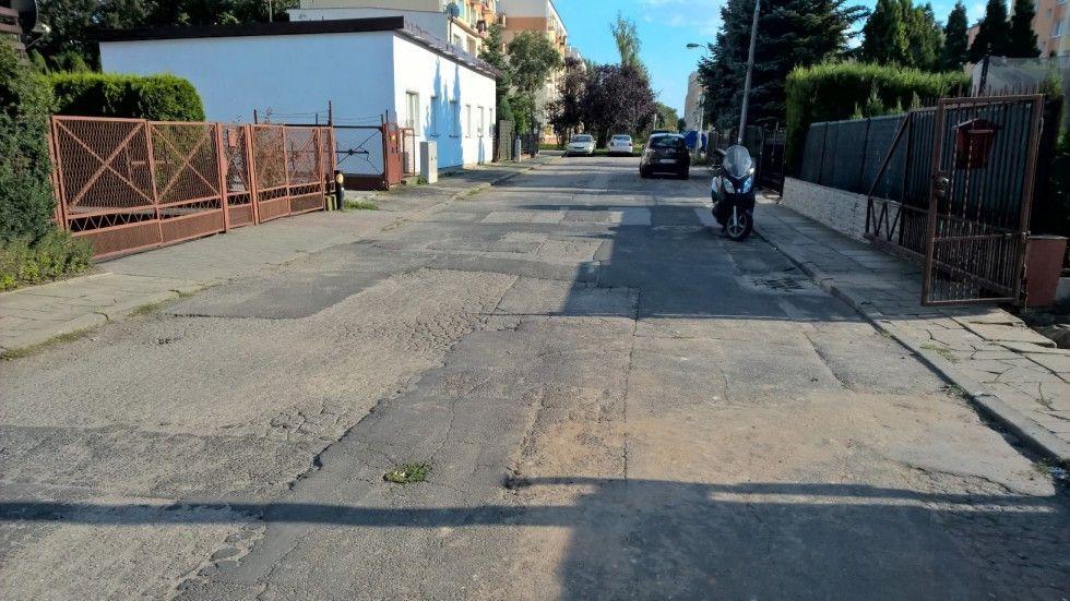 Blogi, zmieni oblicze ulicy Dąbrówki - zdjęcie, fotografia