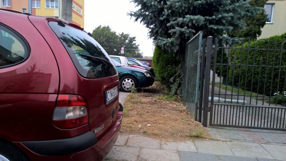 Blogi, Rewizyta ulicy Dąbrówki - zdjęcie, fotografia