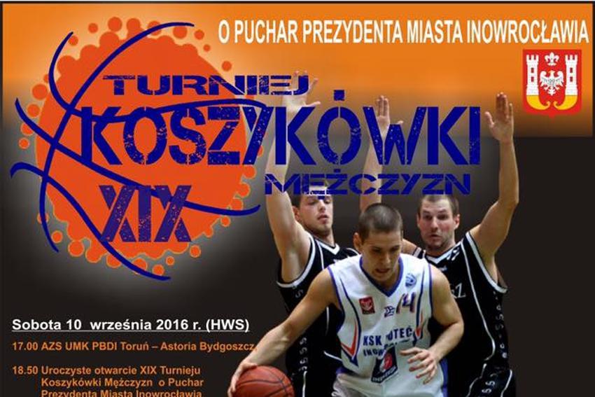 Koszykówka, drugi weekend września Inowrocławiu królować będzie koszykówka! - zdjęcie, fotografia
