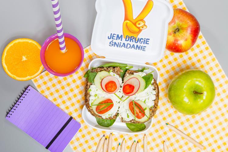 Społeczeństwo, Ogólnopolski Dzień Drugiego Śniadania września - zdjęcie, fotografia