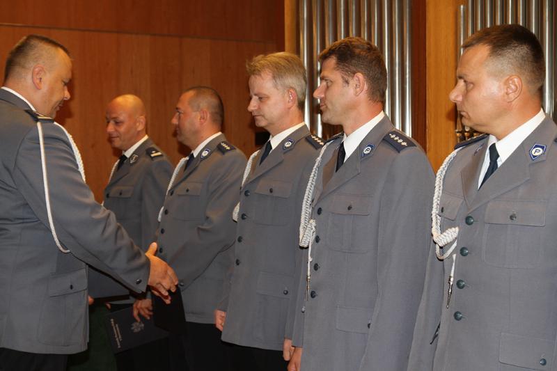 Komunikaty Policja, Obchody Święta Policji - zdjęcie, fotografia