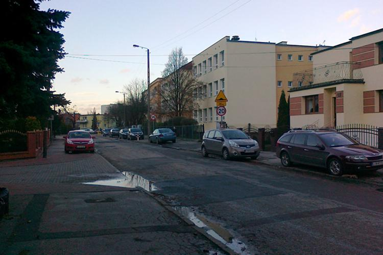 Społeczeństwo, przebuduje ulice Sobieskiego Batorego - zdjęcie, fotografia