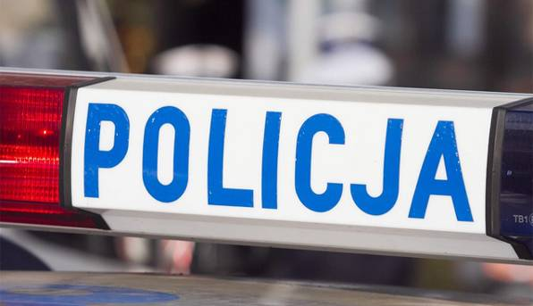 policja A, Prędkość drodze doradca - zdjęcie, fotografia