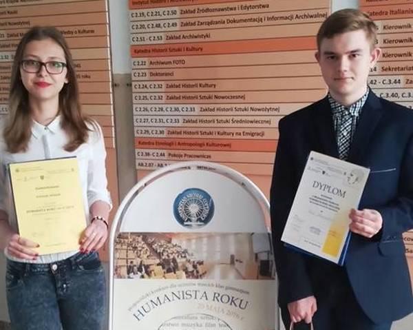 edukacja, Humaniści także Inowrocławia - zdjęcie, fotografia