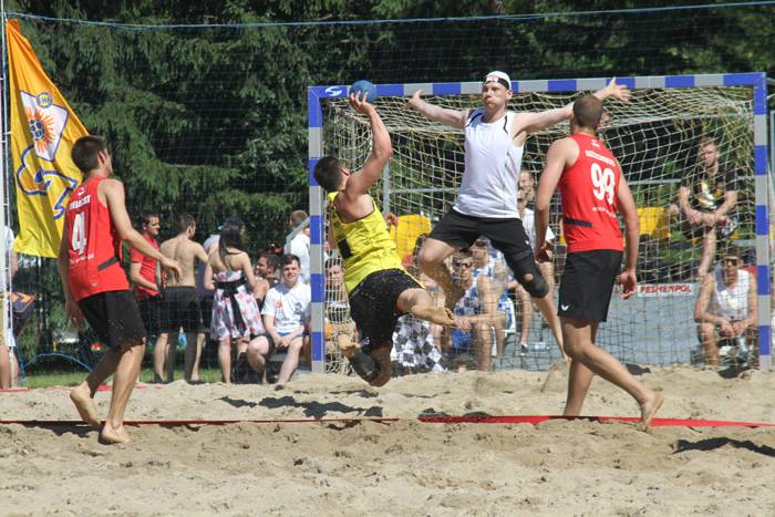 sport, Zbliża Festiwal Sportów Plażowych - zdjęcie, fotografia