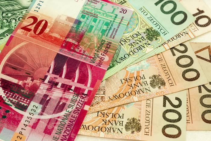 wiadomo, franka wciąż rośnie Zobacz można zaoszczędzić kredycie - zdjęcie, fotografia