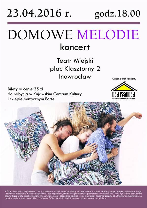 Domowe Melodie W Inowrocławiu Inowrocław Inowroclawinfopl