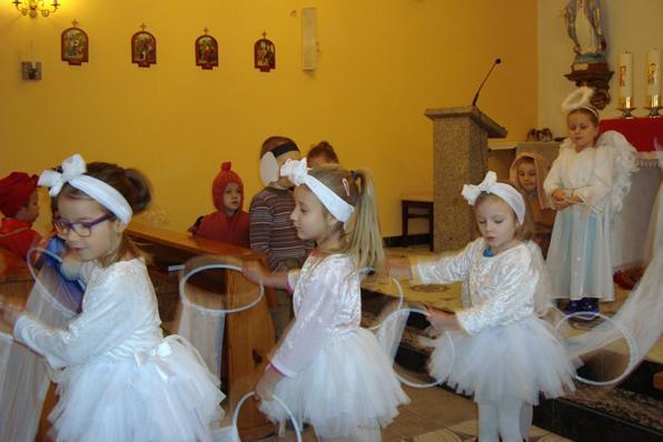 edukacja, Wizyta dzieci Towarzystwie Pomocy Brata Alberta - zdjęcie, fotografia
