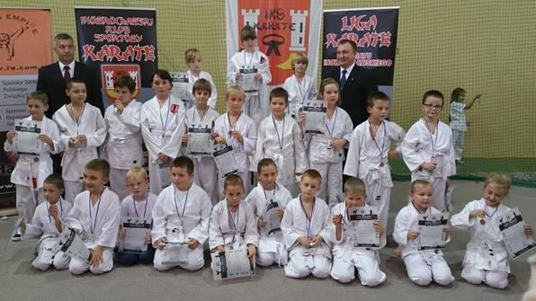 sport, Karate Powiatu Inowrocławskiego - zdjęcie, fotografia