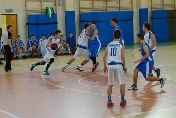 sport, Wysoka wygrana kadetów Kasprowicz - zdjęcie, fotografia