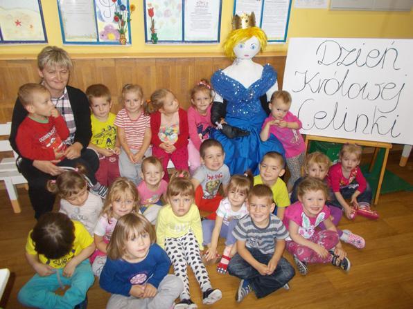 edukacja, Dzień Królowej Celinki Muzycznej Krainie - zdjęcie, fotografia