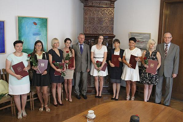 edukacja, Nauczyciele złożyli uroczyste ślubowanie - zdjęcie, fotografia
