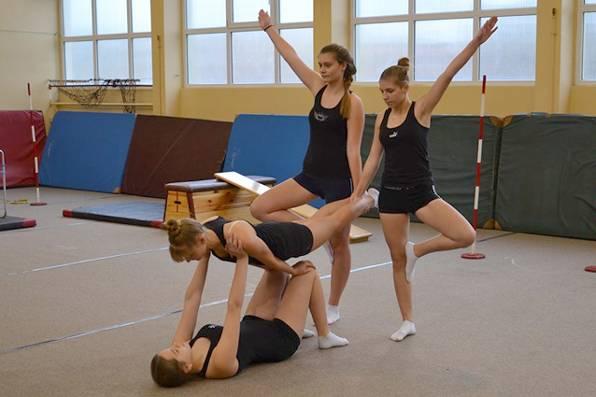 sport, Zapraszamy Wielobój Sprawnościowo Akrobatyczny - zdjęcie, fotografia