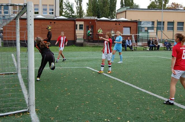 sport, Eliminacje Wojewódzkie dziewcząt Turnieju Orlika - zdjęcie, fotografia