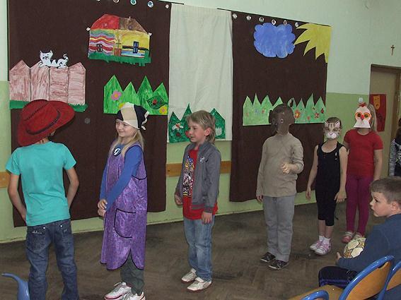 edukacja, Dzień Teatru - zdjęcie, fotografia