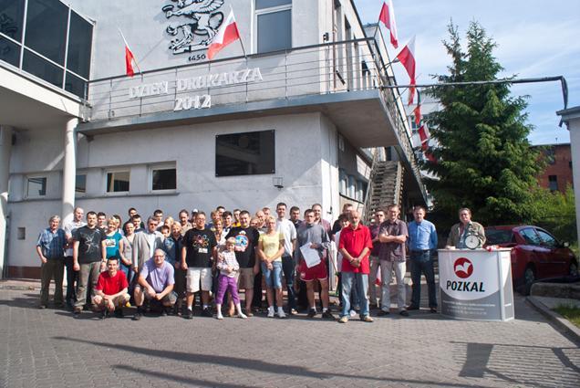 Wiadomości, Drukarze świętowali - zdjęcie, fotografia