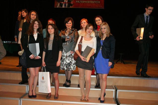 edukacja, Inowrocławskie gimnazja czołówce - zdjęcie, fotografia