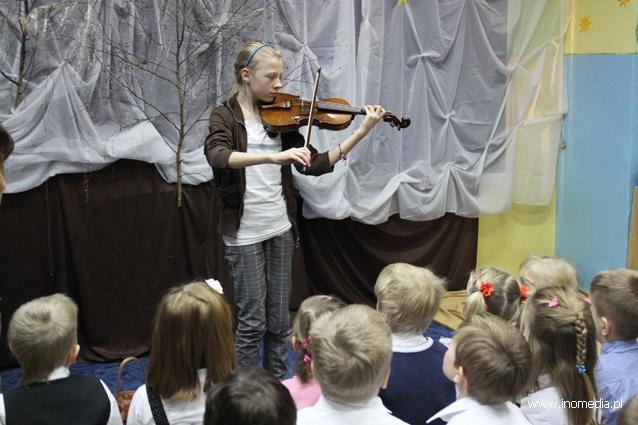 edukacja, Wigilijny nastrój Muzycznej Krainie - zdjęcie, fotografia