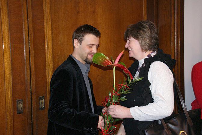 Wiadomości, Geometryczny pejzaż Inowrocławia Marcina Fołdy - zdjęcie, fotografia