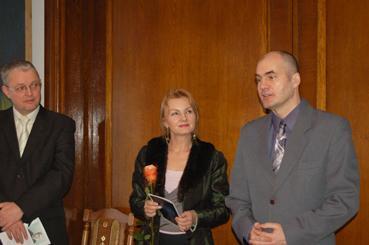 Wiadomości, Wystawa Marka Szczęsnego - zdjęcie, fotografia