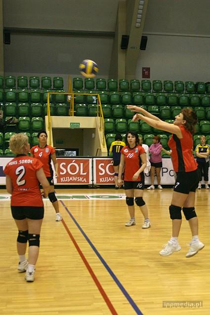 sport, Odbył Turniej Siatkarski Kobiet - zdjęcie, fotografia