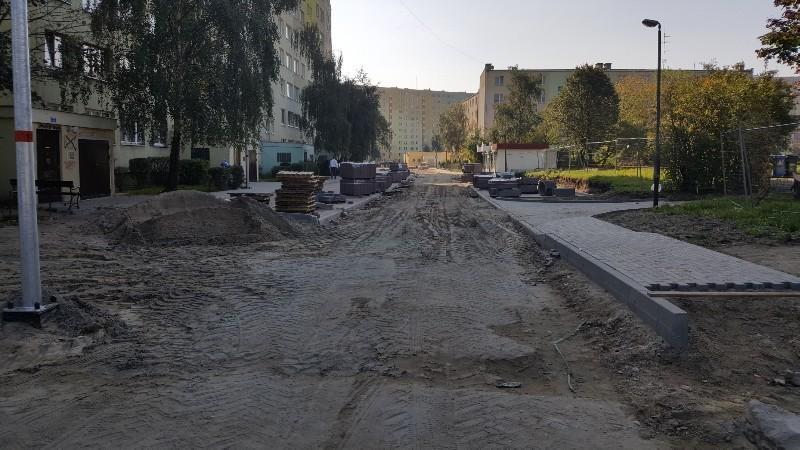 Gospodarka, Kończą duże remonty drogowe mieście - zdjęcie, fotografia