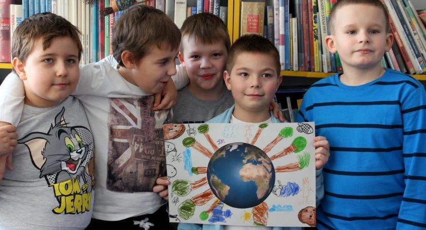 Spotkania, Dzień Ochrony Przyrody Filii Dzieci - zdjęcie, fotografia