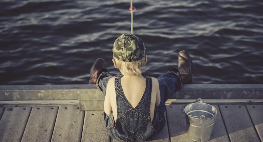 Spotkania, Rodzic dziecko czasie wolnym warto spędzić wspólne chwile swoją pociechą - zdjęcie, fotografia