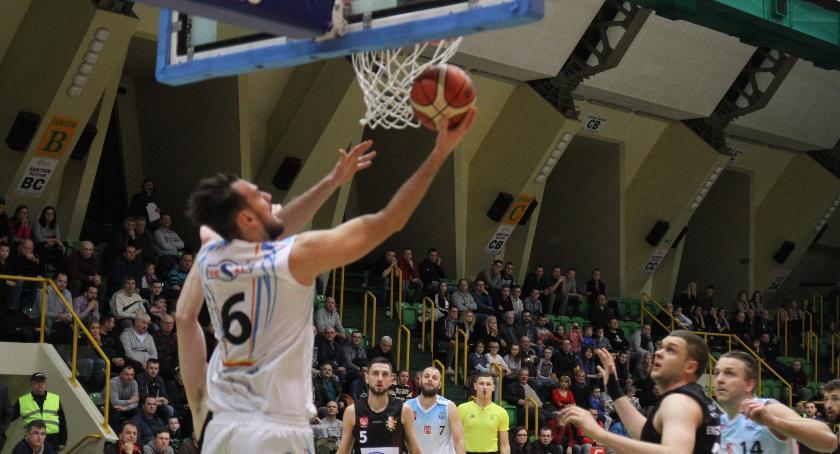 Koszykówka, Astoria ponownie rozjechała Noteć - zdjęcie, fotografia