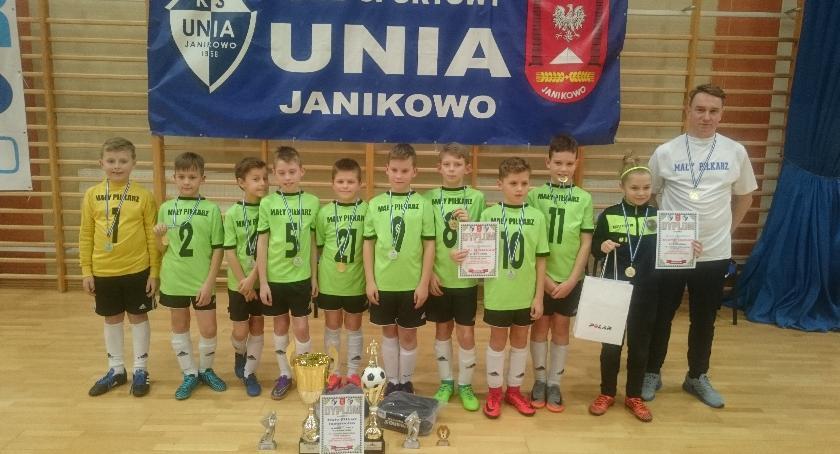 Piłka nożna, Dobry występ Małego Piłkarza Inowrocław - zdjęcie, fotografia
