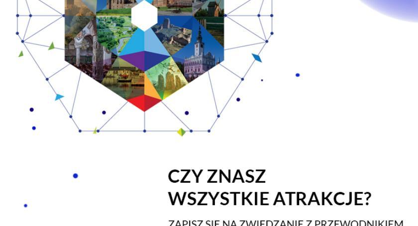turystyka, Dzień Przewodnika Inowrocławiu - zdjęcie, fotografia